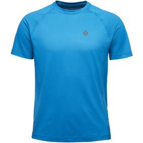 Black Diamond Pulse Kortærmet T-shirt Herrer blå